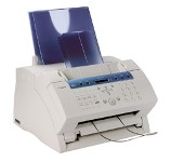 Plain paper fax machine