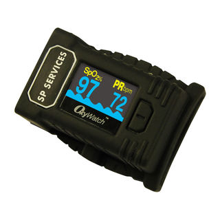 SP302 Ruggerised Oxywatch Fingertip Pulse